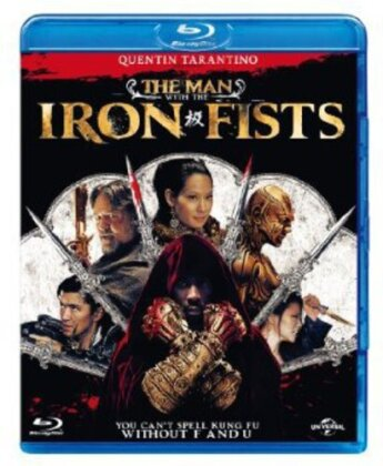Man With The Iron Fists (2012)