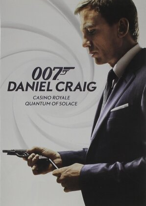James Bond - Daniel Craig - Casino Royale (2006) / Quantum of Solace (2008)