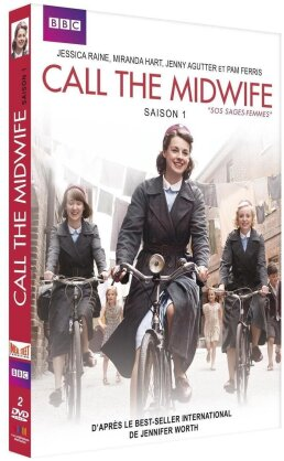 Call the Midwife - Saison 1 (BBC, 2 DVD)