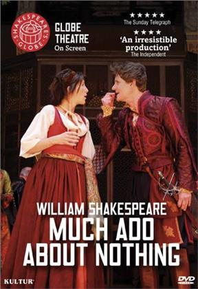 Shakespeare - Much Ado about Nothing (Shakespeare's Globe, 2 DVDs) - Globe Theatre