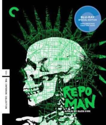 Repo Man (1984) (Criterion Collection)