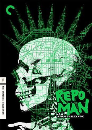 Repo Man (1984) (Criterion Collection, 2 DVDs)