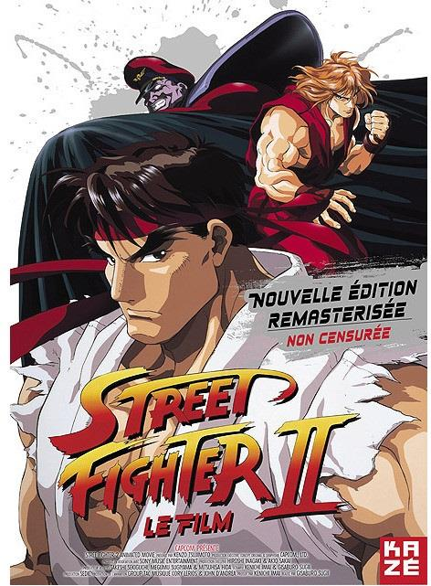 Street fighter 2 - Le film