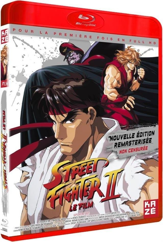 Street fighter 2 - Le film (Remastered)