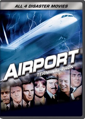 Airport Terminal Pack (2 DVD)