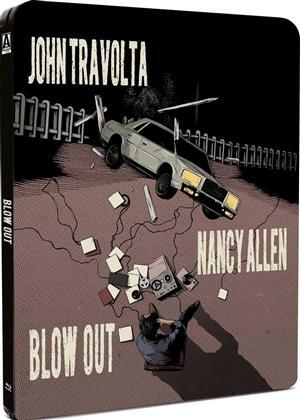 Blow out (1981) (Steelbook, 2 Blu-rays)
