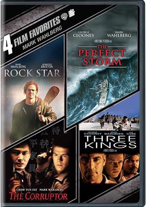 Mark Wahlberg - 4 Film Favorites (4 DVDs)
