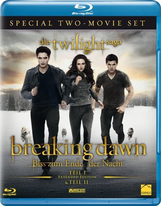 Twilight 4 - Breaking Dawn - Teil 1 + Teil 2 (2011) (Extended Edition)