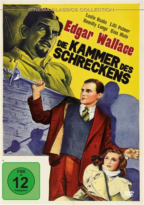 Die Kammer des Schreckens - Edgar Wallace (1940) (Cinema Classics Collection, s/w)