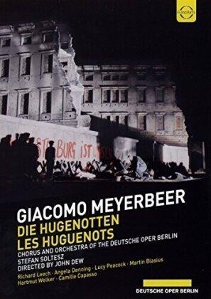Deutsche Oper Berlin, Stefan Soltesz, … - Meyerbeer - Die Hugenotten (Arthaus Musik, Neuauflage)