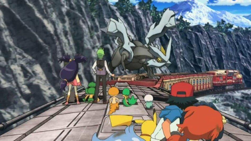 Pokemon 15 Kyurem Vs The Sword Of Justice 2012 Cede Com