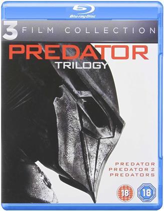 Predator Trilogy (3 Blu-rays)