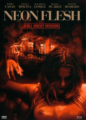 Neon Flesh (Limited Edition, Uncut, Blu-ray + DVD)