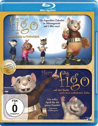 Herr Figo 1 & 2 (2 Blu-rays)