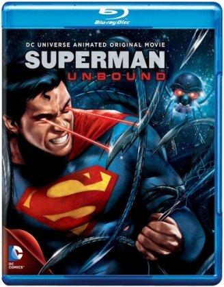 Superman Unbound - DC Universe Animated Original Movie (Blu-ray + DVD)