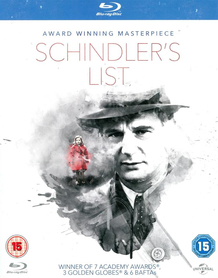 Schindler's List (1993) (20th Anniversary Edition)