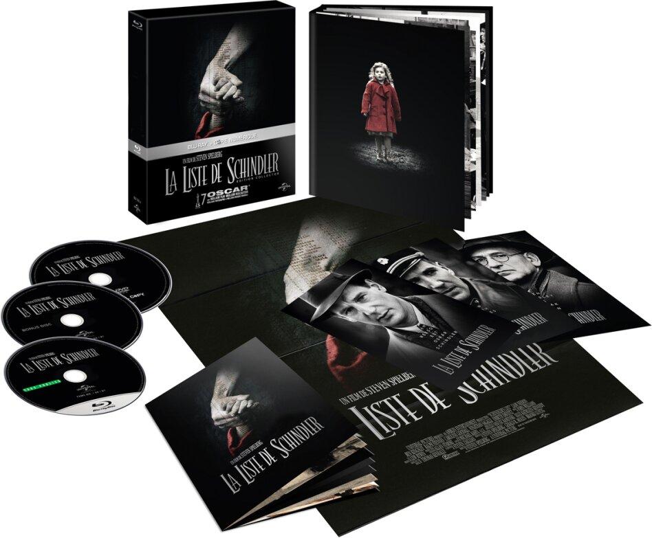 La lista di Schindler - (Definitive Edition Blu-ray + DVD Bonus) (1993)