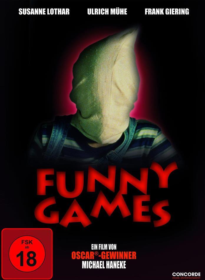 Funny Games (1997) (Versione Rimasterizzata)