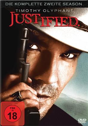 Justified - Staffel 2 (3 DVDs)