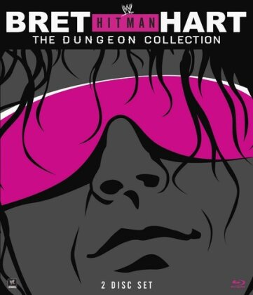 WWE: Bret Hitman Hart - The Dungeon Collection (2 Blu-rays)