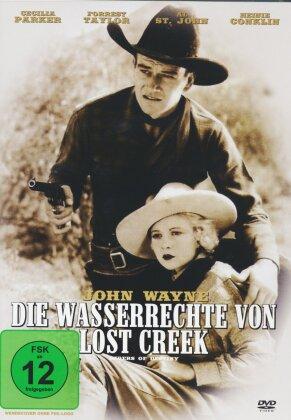 Die Wasserrechte von Lost Creek (1933)