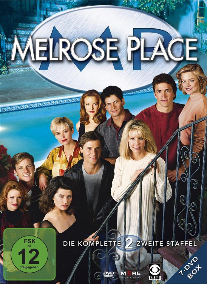 Melrose Place - Staffel 2 (7 DVDs)
