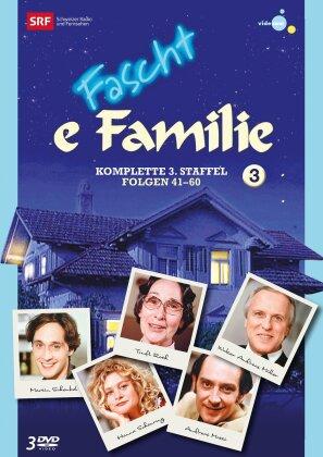 Fascht e Familie - Staffel 3 (3 DVDs)