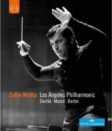 Los Angeles Philharmonic & Zubin Mehta - Dvorák / Mozart / Bartók (Euro Arts, Unitel Classica)