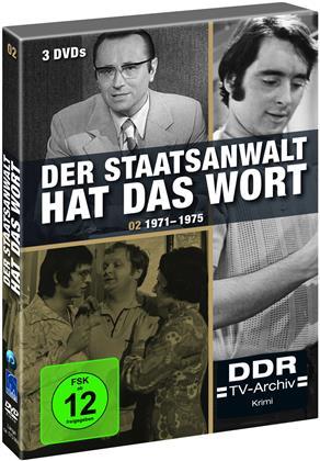 Der Staatsanwalt hat das Wort - Box 2 (s/w, 3 DVDs)