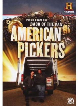 American Pickers - Picks from the Back of the Van (2 DVDs)