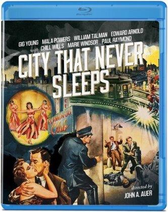 City that never Sleeps (1953) (s/w)