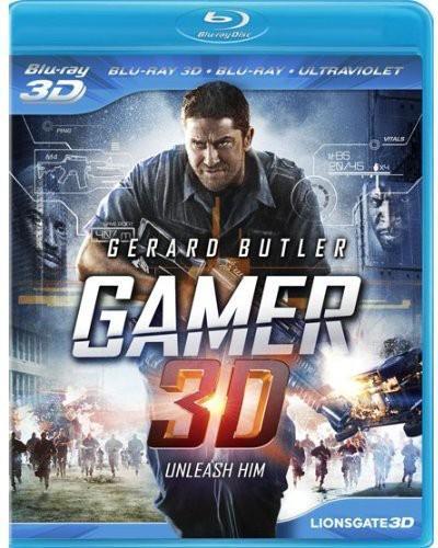 Gamer (2009) (Blu-ray 3D + Blu-ray)