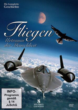 Fliegen - Urtraum der Menschheit (2 DVDs)