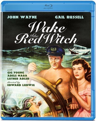 Wake of the Red Witch (1948) (n/b)