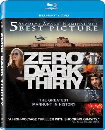 Zero Dark Thirty (2012) (Blu-ray + DVD)