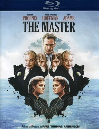 The Master (2012) (Blu-ray + DVD)
