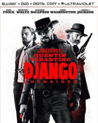 Django Unchained (2012) (Blu-ray + DVD)
