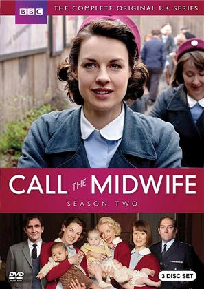 Call the Midwife - Season 2 (BBC, 3 DVDs)