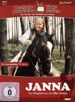 Janna - Die komplette Serie (2 DVDs)
