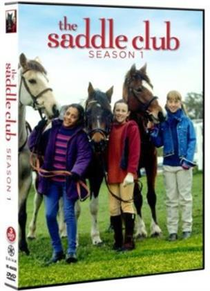 The Saddle Club - Season 1 (3 DVDs)