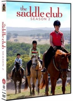 The Saddle Club - Season 2 (3 DVDs)