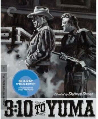3:10 to Yuma (1957) (s/w, Criterion Collection)