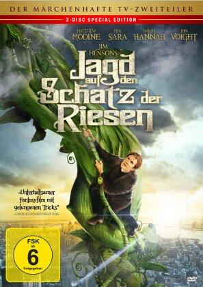 Jagd auf den Schatz der Riesen - Jack and the beanstalk - The real story (2 DVDs)