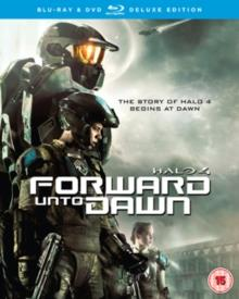 Halo 4 - Forward unto dawn (Deluxe Edition, Blu-ray + DVD)