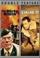Stalag 17 / The Dirty Dozen (Double Feature, 2 DVDs)