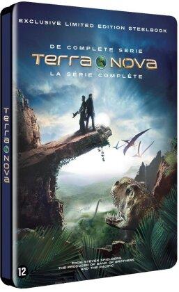 Terra Nova - La série complète (Steelbook, 4 DVDs)
