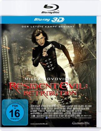 Resident Evil 5 - Retribution (2012)