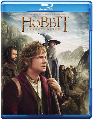 The Hobbit - An Unexpected Journey (2012) (Blu-ray + DVD)