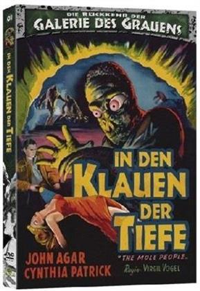 In den Klauen der Tiefe (1956) (Die Rückkehr der Galerie des Grauens, s/w, Limited Edition, Uncut)