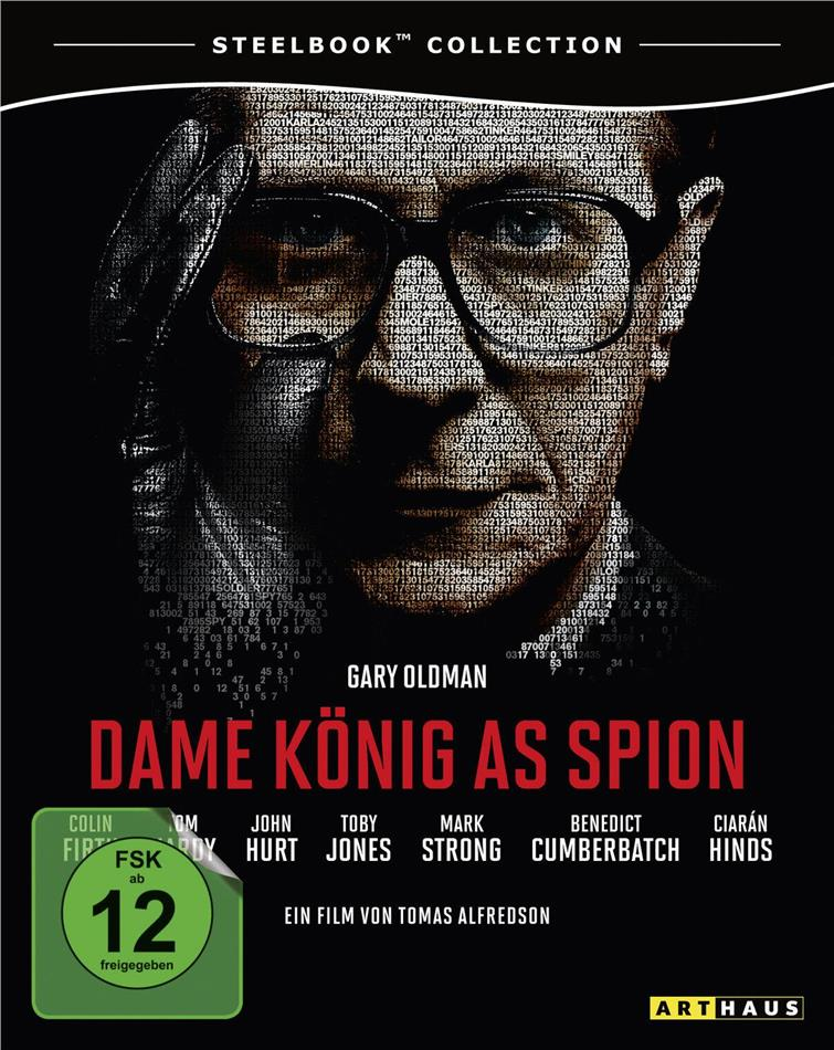 Dame König As Spion (2011) (Arthaus, Édition Limitée, Steelbook)
